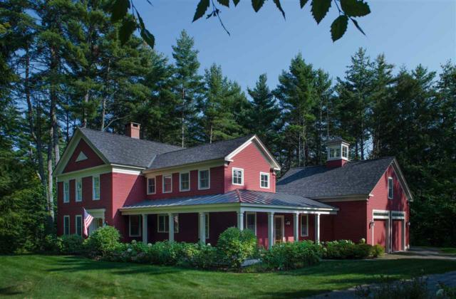 292 Hard Road, Hartford, VT 05059 (MLS #4660118) :: The Hammond Team