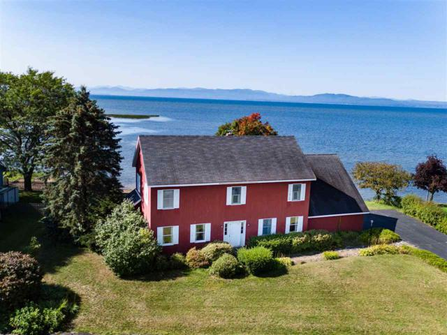 158 Horizon View Drive, Colchester, VT 05446 (MLS #4660862) :: KWVermont