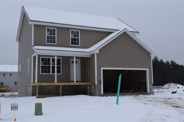 74 Millers Farm Dr (Lot 100), Rochester, NH 03868 (MLS #4662099) :: The Hammond Team