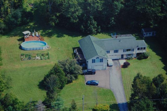 3825 Silver Street, Monkton, VT 05461 (MLS #4662616) :: The Gardner Group