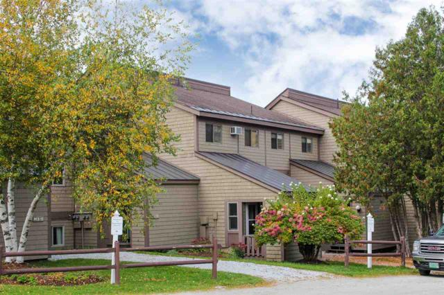 13 Mountainview At Smugglers Notch Resort M-13, Cambridge, VT 05464 (MLS #4663523) :: Keller Williams Coastal Realty