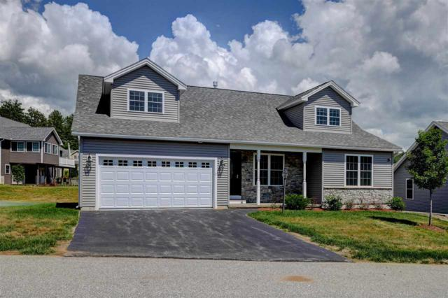 21 Morning Glory Drive #71, Loudon, NH 03307 (MLS #4664199) :: Keller Williams Coastal Realty