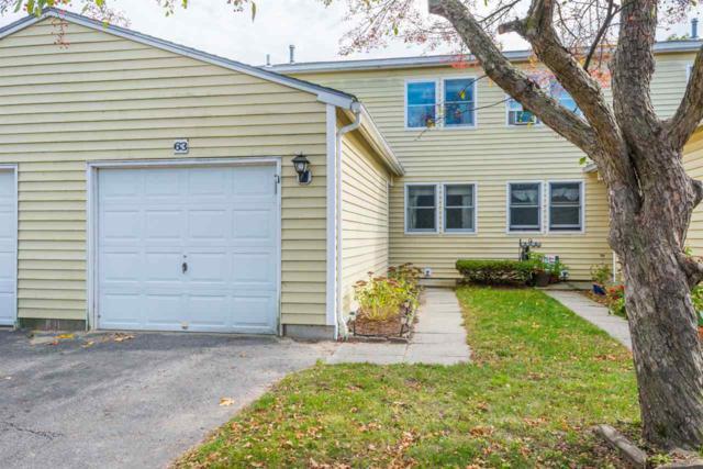 63 Fairmont Place #63, Burlington, VT 05408 (MLS #4664842) :: KWVermont