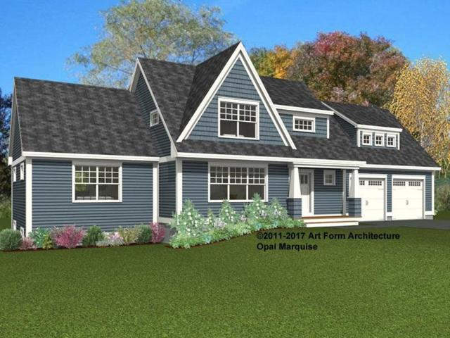 10 Lovering Road #10, North Hampton, NH 03862 (MLS #4664953) :: Keller Williams Coastal Realty