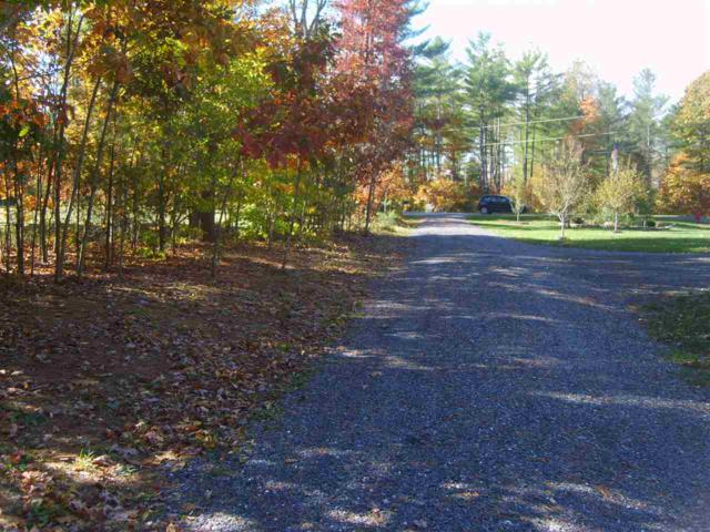 Woodard Way #4, Castleton, VT 05735 (MLS #4665422) :: The Gardner Group