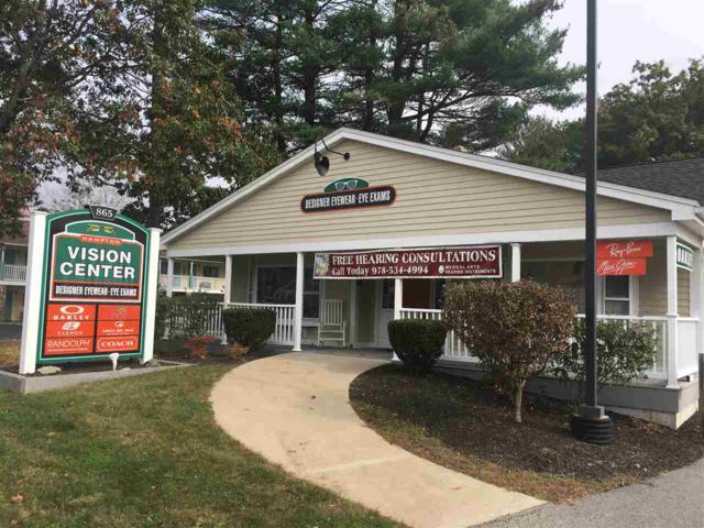 865 Lafayette Road, Hampton, NH 03842 (MLS #4665466) :: Keller Williams Coastal Realty