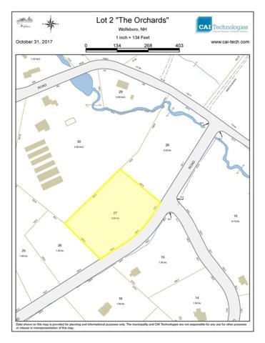 Lot 2 Orchards Road #2, Wolfeboro, NH 03894 (MLS #4666224) :: Keller Williams Coastal Realty
