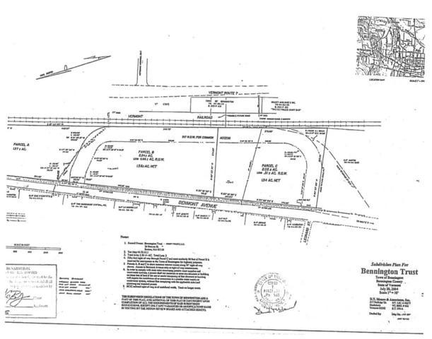 245 Benmont Avenue, Bennington, VT 05201 (MLS #4667098) :: The Gardner Group