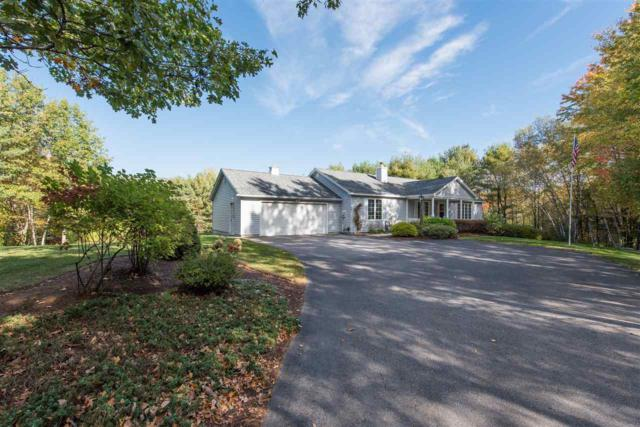 25 Redding Lane, Moultonborough, NH 03254 (MLS #4668309) :: Keller Williams Coastal Realty