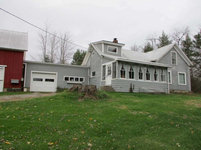 64 West Hill Road Road, Wolcott, VT 05680 (MLS #4668556) :: Keller Williams Coastal Realty