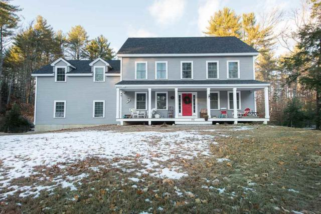 54 Dudley Road, Brentwood, NH 03833 (MLS #4668565) :: Keller Williams Coastal Realty