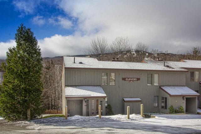 15 Snow Tree Lane Clovers A, Dover, VT 05356 (MLS #4668908) :: Keller Williams Coastal Realty