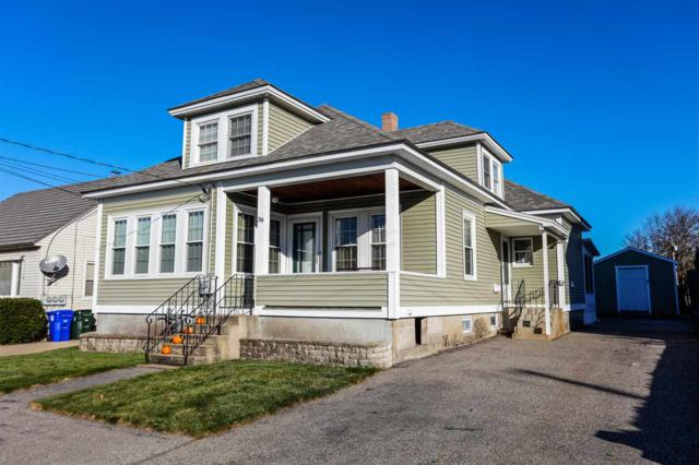 39 Kimball Street, Manchester, NH 03102 (MLS #4669005) :: Carrington Real Estate Services