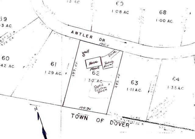 78 Antler Loop, Dover, VT 05356 (MLS #4669614) :: Keller Williams Coastal Realty
