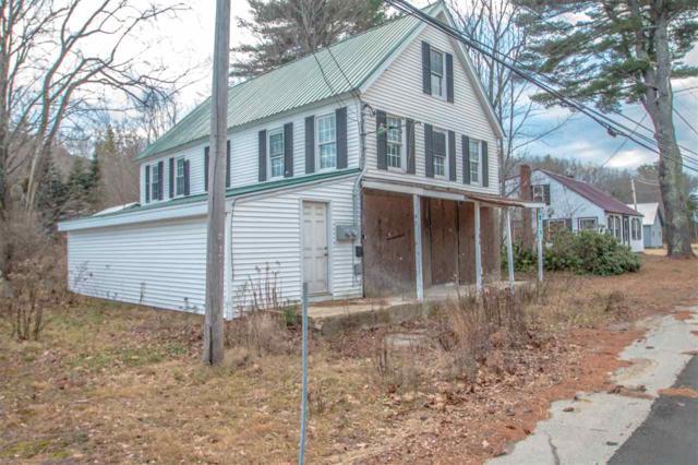 186 Whittier Road, Tamworth, NH 03886 (MLS #4669967) :: Keller Williams Coastal Realty