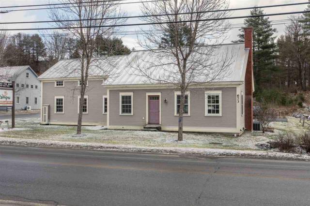 673 South Main Street, Stowe, VT 05672 (MLS #4670856) :: The Hammond Team
