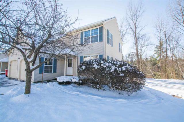 100 Indian Circle #1, Colchester, VT 05446 (MLS #4671117) :: KWVermont