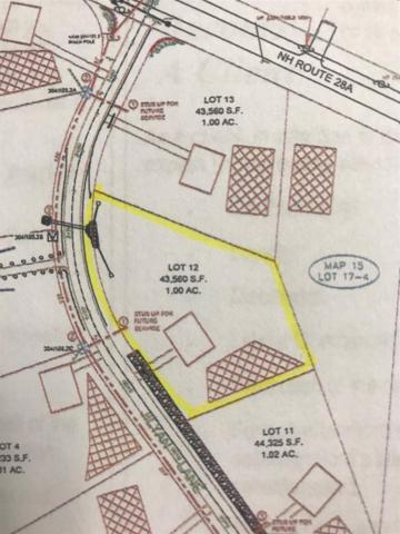 Lot 12 Jaytee Drive #12, Alton, NH 03810 (MLS #4671821) :: Keller Williams Coastal Realty