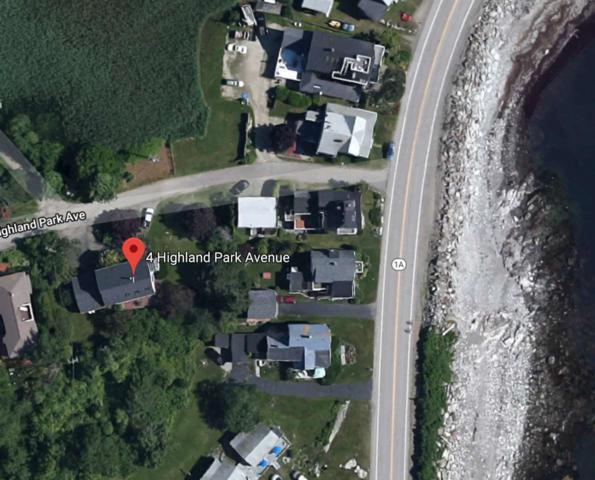 4 Highland Park Avenue, Rye, NH 03870 (MLS #4672634) :: Keller Williams Coastal Realty