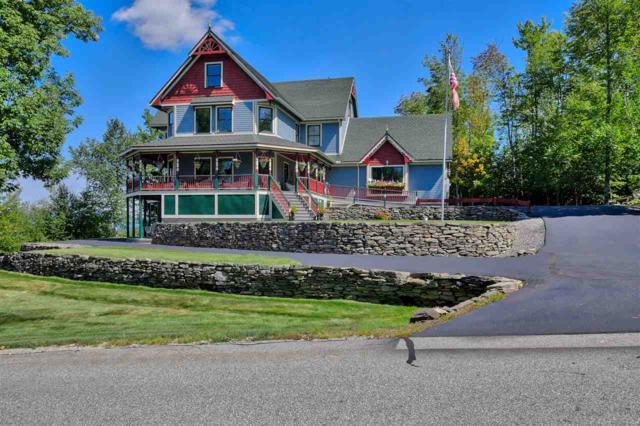 95 Upper Mile Point Drive, Meredith, NH 03253 (MLS #4673348) :: Keller Williams Coastal Realty