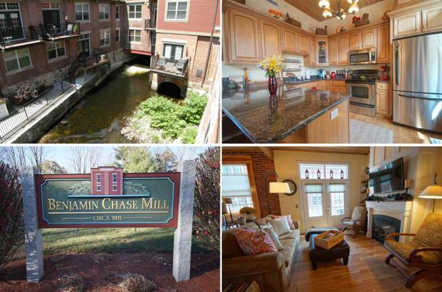 7 Chester Road #205, Derry, NH 03038 (MLS #4673436) :: Keller Williams Coastal Realty