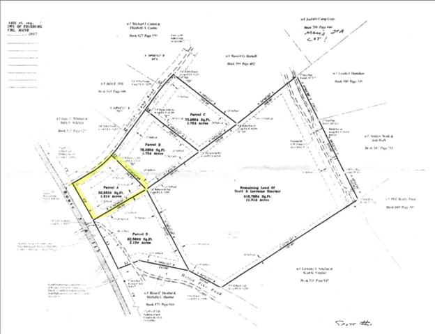 Lot 5-A Jordan Camp Road 5-A, Fryeburg, ME 04037 (MLS #4673560) :: Keller Williams Coastal Realty