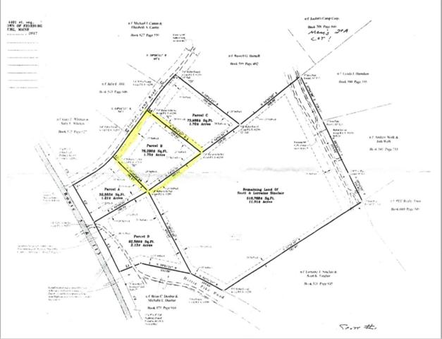 Lot 5-B Jordan Camp Road 5-B, Fryeburg, ME 04037 (MLS #4673561) :: Keller Williams Coastal Realty