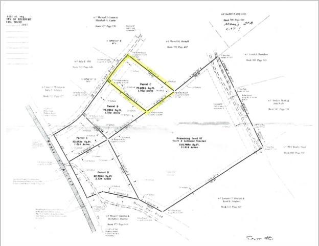Lot 5-C Jordan Camp Road 5-C, Fryeburg, ME 04037 (MLS #4673562) :: Keller Williams Coastal Realty