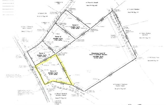 Lot 5-D Hattie Pike Road 5-D, Fryeburg, ME 04037 (MLS #4673563) :: Keller Williams Coastal Realty