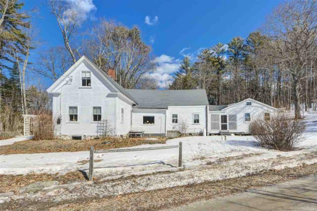 19 and 21 Union Wharf Road, Tuftonboro, NH 03816 (MLS #4673774) :: Keller Williams Coastal Realty