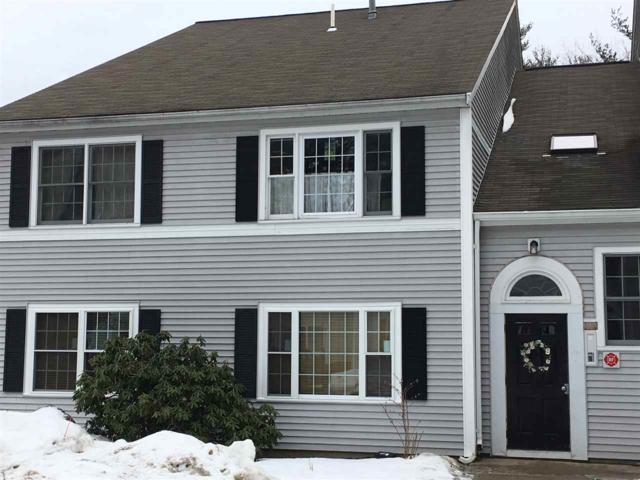 50 Brookside Drive M1, Exeter, NH 03833 (MLS #4675643) :: Keller Williams Coastal Realty