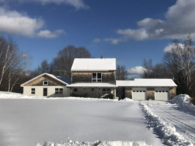 2021 South Hill Road, Ludlow, VT 05149 (MLS #4676093) :: The Gardner Group