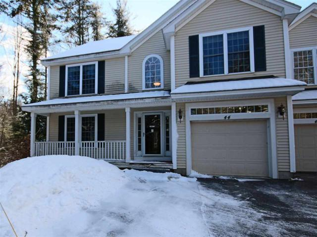 44 Pineo Farms Road #44, Seabrook, NH 03874 (MLS #4676097) :: Keller Williams Coastal Realty