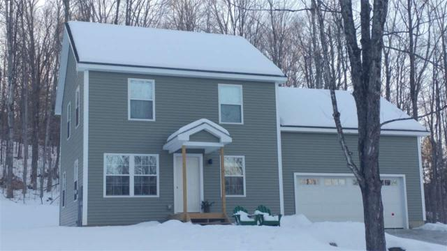 90 Maple Hill Road Road #7, Fairfax, VT 05444 (MLS #4676531) :: The Gardner Group