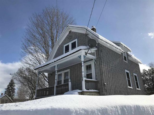 35 Irasburg Street, Orleans, VT 05860 (MLS #4676795) :: The Gardner Group