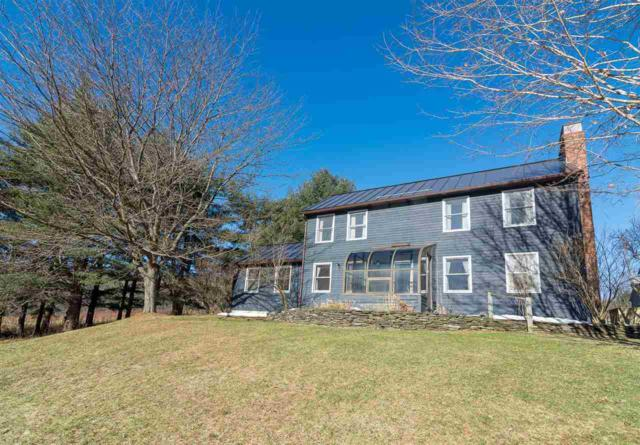 1234 Danby Hill Rd., Danby, VT 05739 (MLS #4677071) :: The Gardner Group