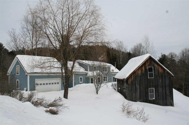 9 Brink Hill Road, Bethel, VT 05032 (MLS #4677083) :: The Gardner Group