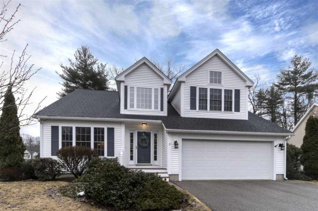 21 Meadowood Drive, Exeter, NH 03833 (MLS #4677174) :: The Hammond Team