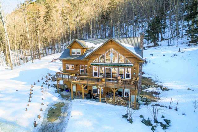 3572 Route 100, Plymouth, VT 05056 (MLS #4677414) :: Lajoie Home Team at Keller Williams Realty