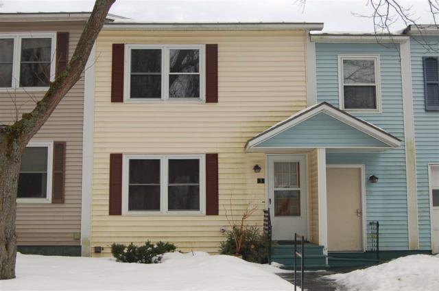 3 Hunter Avenue #8, Barre City, VT 05641 (MLS #4677768) :: The Gardner Group