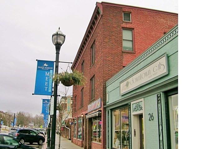 32 South Main Street #7, St. Albans City, VT 05478 (MLS #4678051) :: The Gardner Group