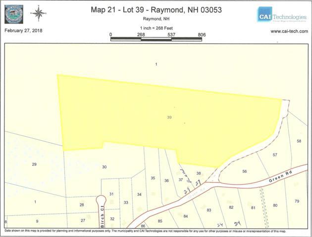 Green Road, Raymond, NH 03077 (MLS #4678837) :: The Hammond Team
