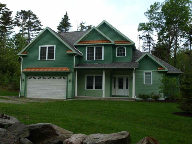 64 Russell Hill Drive, Jay, VT 05859 (MLS #4678923) :: Lajoie Home Team at Keller Williams Realty