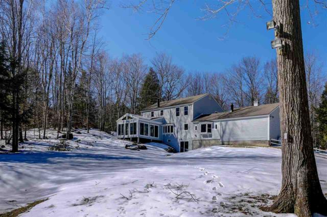 34 Carriage Hill Road, Hancock, NH 03449 (MLS #4679092) :: The Hammond Team