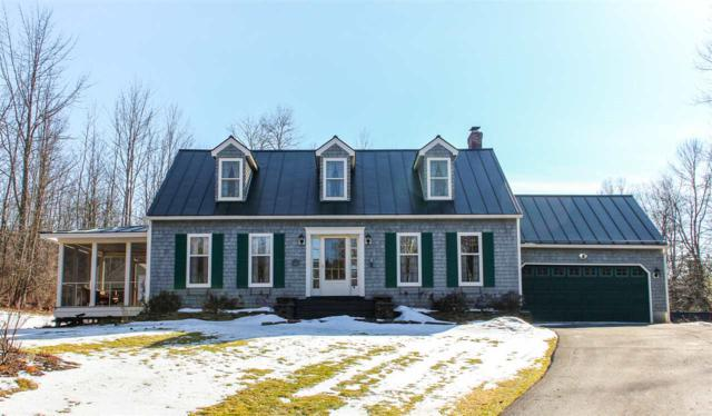 26 Blakey Road, Underhill, VT 05489 (MLS #4679686) :: The Gardner Group