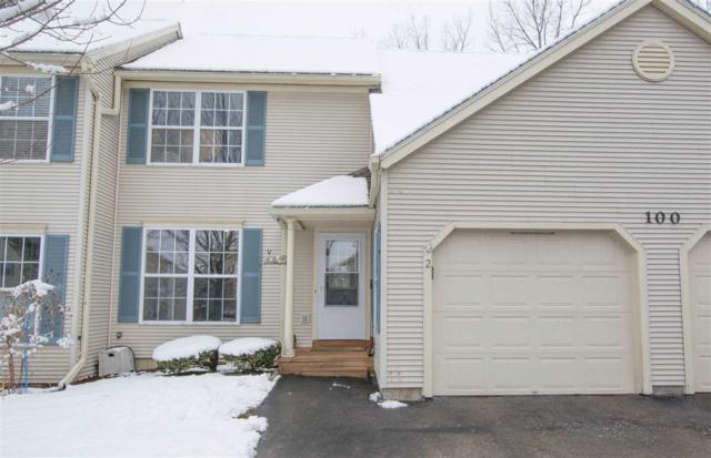 100 Indian Circle #2, Colchester, VT 05446 (MLS #4680069) :: The Gardner Group