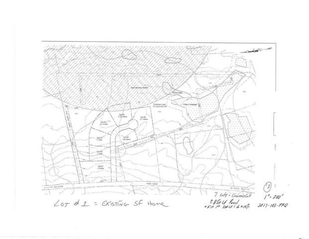 1616 Pond Road, Hinesburg, VT 05461 (MLS #4680410) :: The Gardner Group