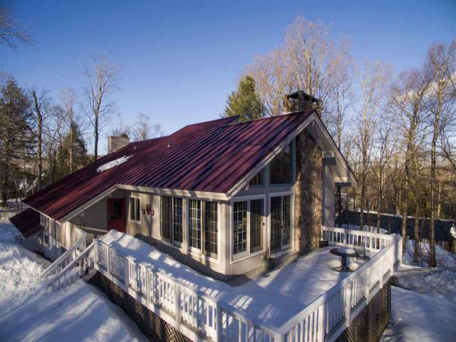 8 North Branch Rd, Winhall, VT 05340 (MLS #4680583) :: The Gardner Group