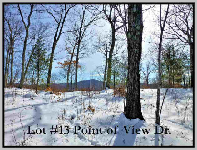 Lot #13 Point Of View Drive, Plymouth, NH 03264 (MLS #4680833) :: The Hammond Team