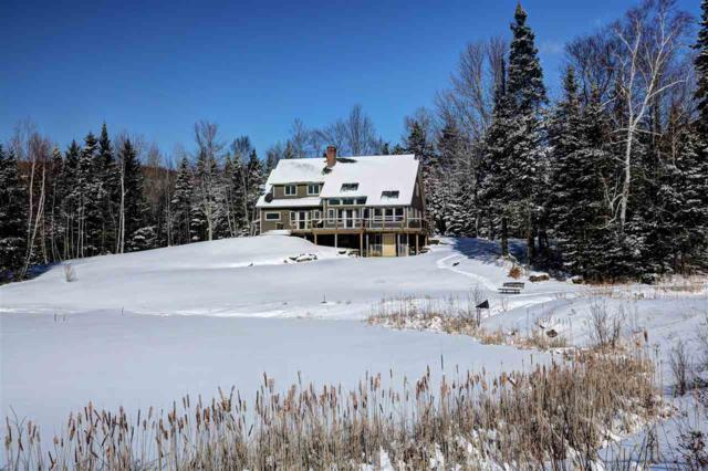 99 South Hollow Road, Stowe, VT 05672 (MLS #4681264) :: The Hammond Team